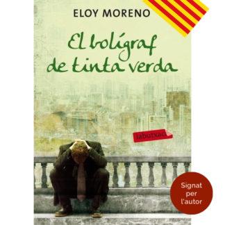 El bolígraf de tinta verda Eloy Moreno