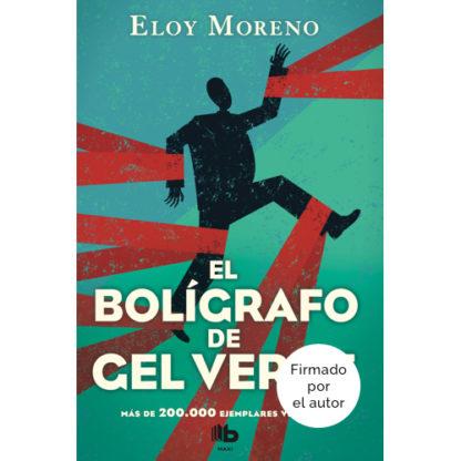 El bolígrafo de gel verde Eloy Moreno