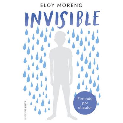 Invisible Libro Eloy Moreno