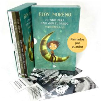 Pack Cuentos para entender el mundo Eloy Moreno